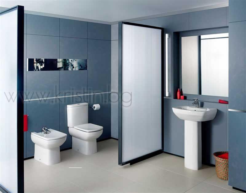 Dama senso compacto roca 600 for Modelos de lavabos roca