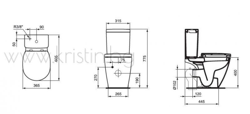 connect spase cube ideal standard. Black Bedroom Furniture Sets. Home Design Ideas