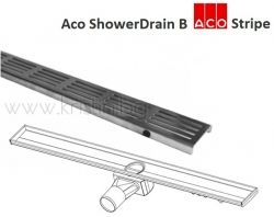 Линеен сифон  ACO Stripe, ShowerDrain B