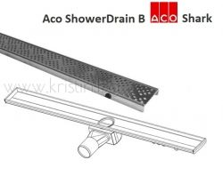 Линеен сифон  ACO Shark, ShowerDrain B